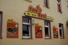 Aussenansicht Hans Wurst in Delitzsch